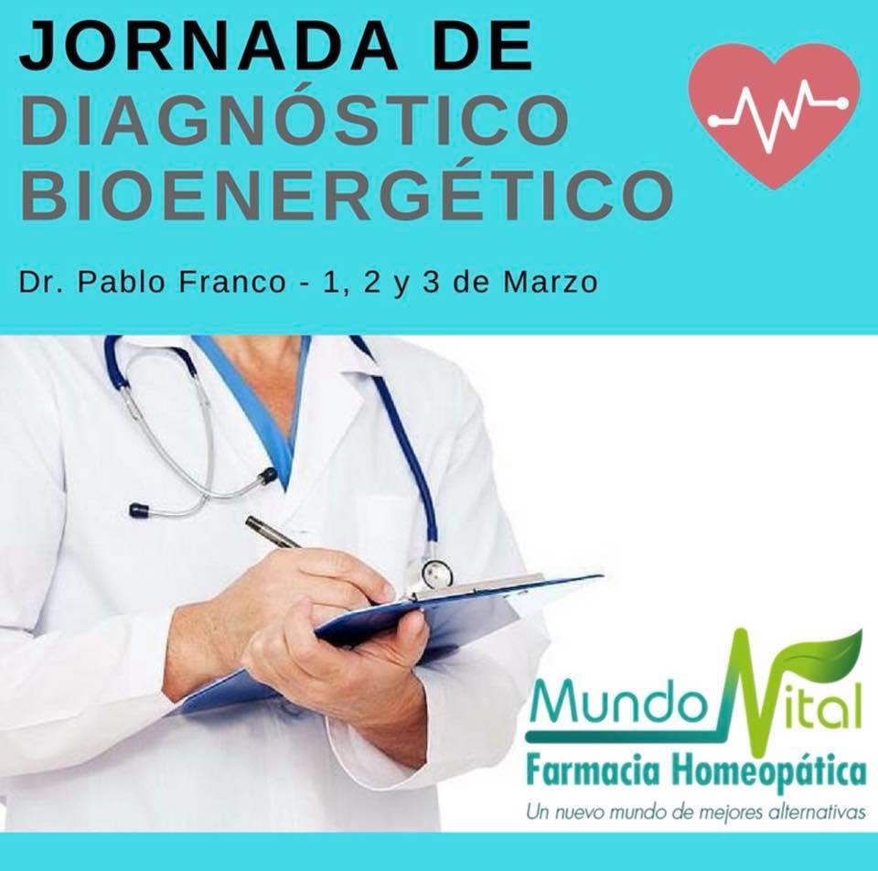 jornada de diagnóstico bioenergético