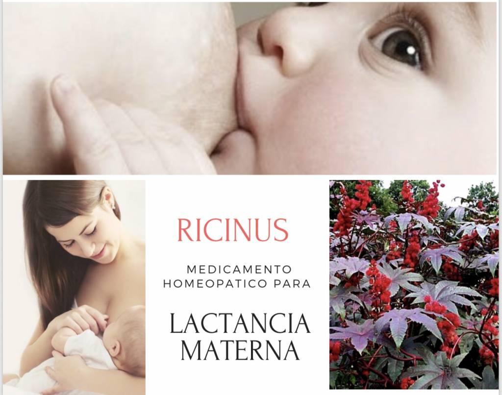 Lactancia materna homeopatia