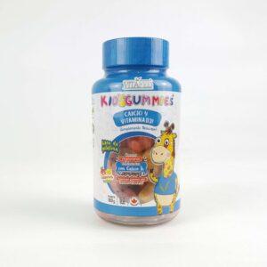 kidsgummies calcio y vitamina d3 farmacia mundo vital