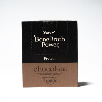 caja sachets bone broth savvy farmacia mundo vital